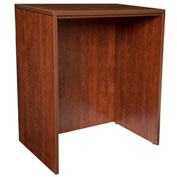 Regency Stand Up Desk - Cherry - Legacy Series