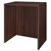 Regency Stand Up Desk - Java - Legacy Series