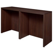 Regency Stand Up Side-to-Side Desks - Java - Legacy Series