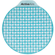 GP ActiveAire Pacific Meadow Low Splash Deodorizer Urinal Screen, 12 Screens/Case - 48264