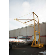 Griffin™ Skidded Fall Protection System, 20' x 8', 1 Person Capacity