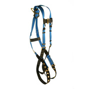 Evolve™ Universal Fit Full Body Harness W/D-Ring, Tongue Buckle Legs, 310 lbs Capacity