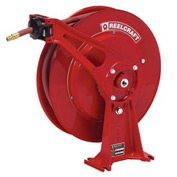 Vehicle Mount, 3/8 x 50ft, 300 psi, Air/Water with Hose