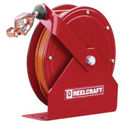 Reelcraft GA3100 N, Static Discharge/Grounding Reel, 100ft  Cable, w/100A Grounding Clamp on end