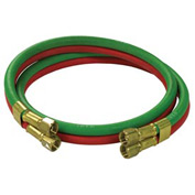 1/4 dual x 6, 200 psi, Inlet Welding Hose Assembly
