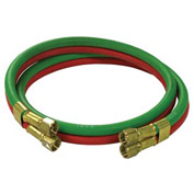 1/4 dual x 2, 200 psi, Inlet Welding T Hose Assembly