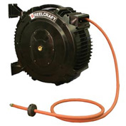 Retractable, 3/8 x 50ft, 232 psi, Air/Water with Hose