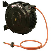 Retractable, 3/8 x 65ft, 232 psi, Air/Water with Hose