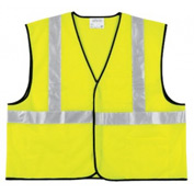Class II Economy Safety Vests, RIVER CITY VCL2SLL, Size L