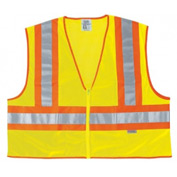 Luminator™ Class II Safety Vests, RIVER CITY WCCL2LXL, Size XL