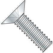 12-24 X 3/4 Phillips Flat Head Machine Screw, Package Of 100