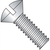1/4-20 X 3/4 Slotted Oval Head Machine Screw, Package Of 50