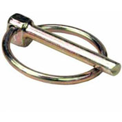 """Hitch Pin w/ Attached Lynch Pin - 1/2"""" Dia. x 4"""" Effective Length x 4-3/4"""" OAL (31-35)"""