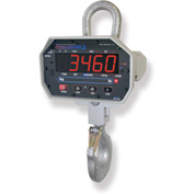MSI NTEP Wireless LED Crane Scale W/ RF Option For MSI-8000 Remote Display 2,000lb x 1lb