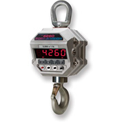 Measurement Systems International MSI-4260-500 Port-A-Weigh Digital Crane Scale 500lb x 0.2lb