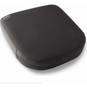 "SupporTech Memory Foam Seat Cushion, 16"" x 16"" x 3"""