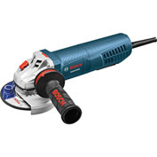 "BOSCH® Ang Grinder W/No-Lock-On Paddle Switch, 8.5 Amps, 12""L"