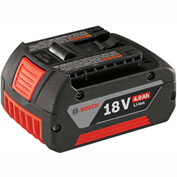 """BOSCH® Lithium-Ion Fatpack Battery, 18V, 3""""Lx7.75""""H"""
