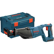 BOSCH® Reciprocating Saw Bare Tool W/L-Boxx 3, 18V, 6 Lb