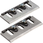 BOSCH® Blades W/Retainers For 1594 Planer, HSS