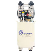 California Air Tools CAT-10020DCAD, Air Compressor w/Air Drying System&Auto Drain Valve,10 Gal,Vert