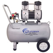 California Air Tools CAT-15020C, Ultra Quiet & Oil-Free Air Compressor, 15 Gallon, Horizontal