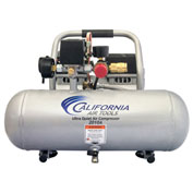 California Air Tools CAT-2010A, Ultra Quiet & Oil-Free Air Compressor, 2 Gallon, Horizontal