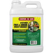 Compare-N-Save® Systemic Tree & Shrub Insecticide Drench 2-1/2 Gallon - 75334