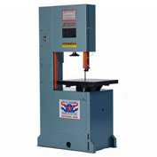 Vertical Band Saw 2 HP 220V 3 Phase 60 Cycle Roll-In Saw JE1320