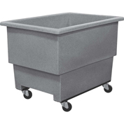 Royal Basket-Bull Cart, 26.5 Cu Ft, Granite Gray - R18-GGX-BUA-4HNN