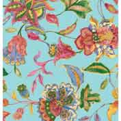 """Gift Wrap Paper, Crewel Embroidery, 417'L X 24""""W"""