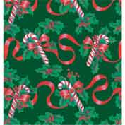 """Gift Wrap Paper, Ribbons & Canes, 417'L X 30""""W"""