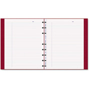 "Blueline® MiracleBind Notebook AF915083, 9-1/4"" x 7-1/4"", 75 Sheets/Pad, 1 Pad/Pack"