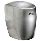 Royal Sovereign Antibacterial High Efficiency Touchless Hand Dryer, Rounded Top - RTHD-636SS