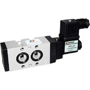 ROSS 5/2 Single Solenoid Controlled Directional Control Valve with Namur Interface, 24VDC,9576K2901W