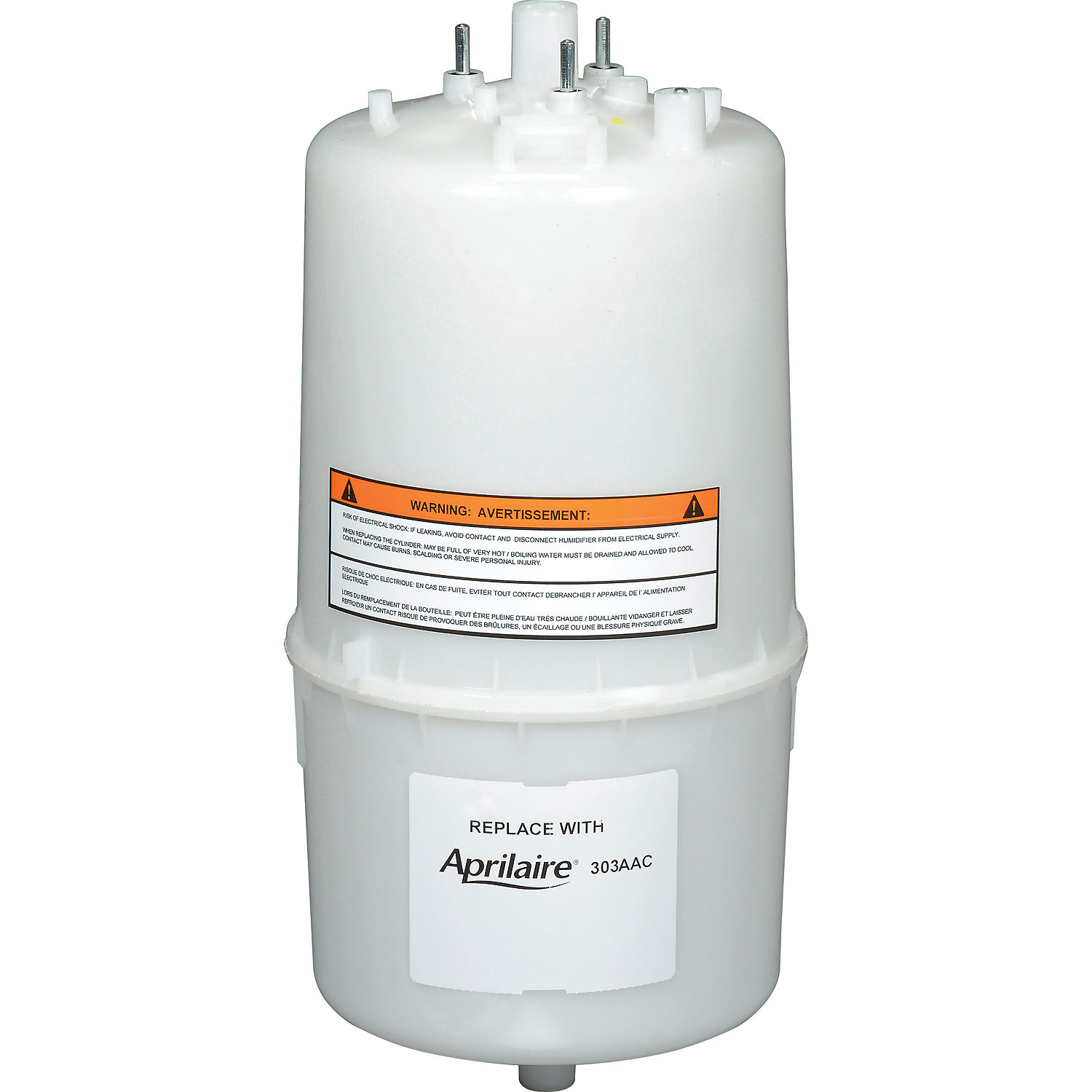 Aprilaire Replacement Steam Cylinder 303AAC, For Nortec Humidifiers