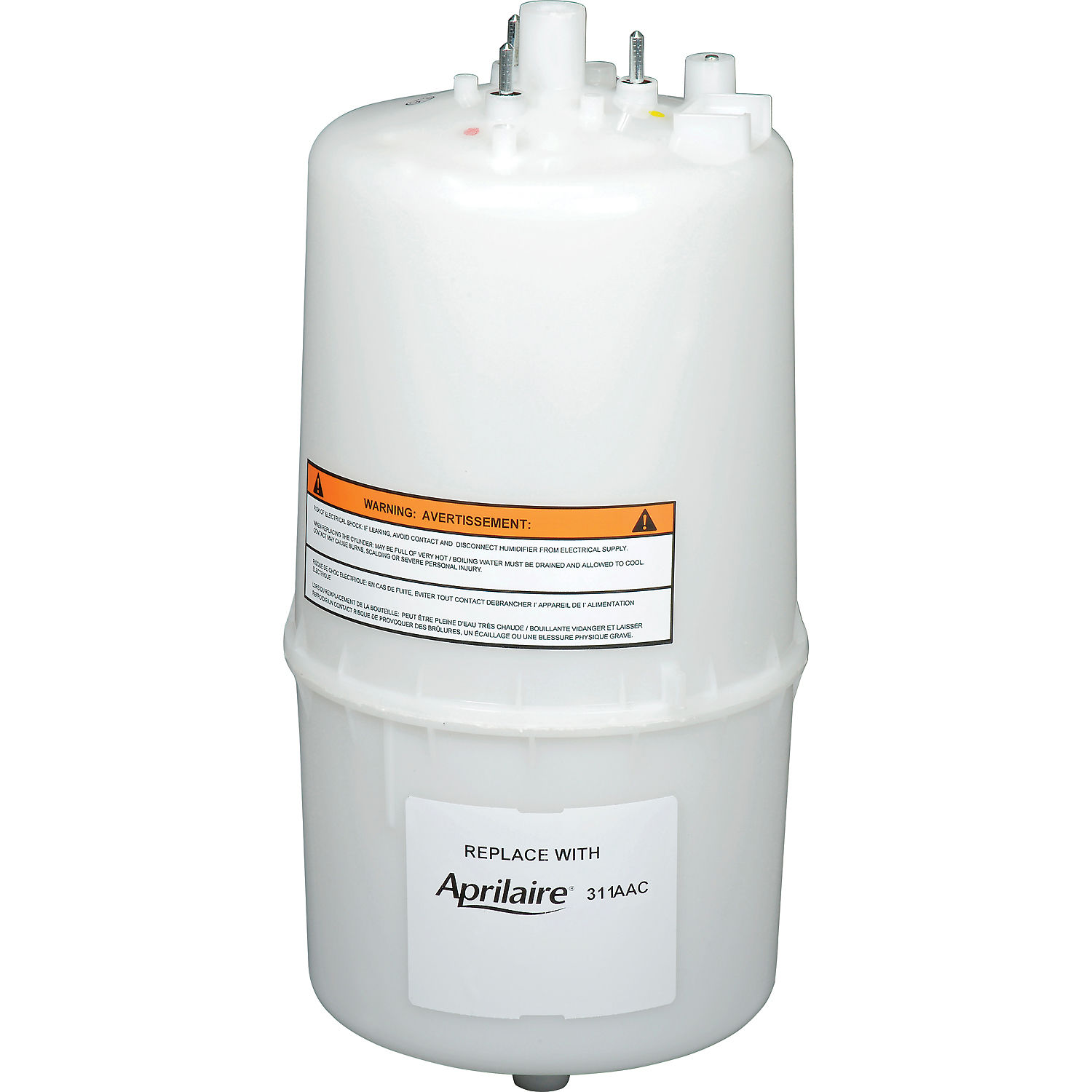 Aprilaire Replacement Steam Cylinder 311AAC, For Nortec Humidifiers