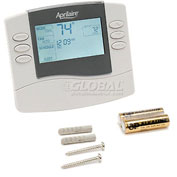 Aprilaire® Programmable 1 Heat/1 Cool Dual Powered Thermostat (5/2 or 5/1/1 Day)
