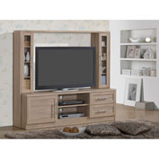 "Techni Mobili Entertainment Center with Storage for TV's up to 50"" - Sand"