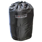 "Hiland Propane Tank Cover HVD-PTKCV Heavy Duty Waterproof 12"" Dia. x 18""H Black"