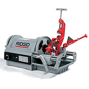 "RIDGID® Model No. 1224 Threading Machine, Npt, 120V, 60 Hz, 1/2""-4"""