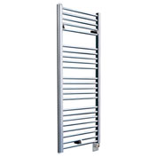 Myson Electric Towel Warmer Steel EECOSH-125SN Satin Nickel 110V