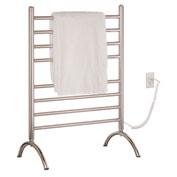 Myson Electric Towel Warmer Stainless Steel FPRL08 Bright 110V