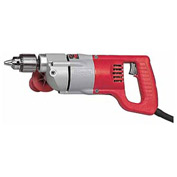 "Milwaukee® 1001-1 1/2"" D-Handle Drill 0-600 RPM"