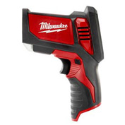 Milwaukee® 2276-20, M12™ Laser TEMP-GUN™ Cordless Thermometer (Bare Tool Only)