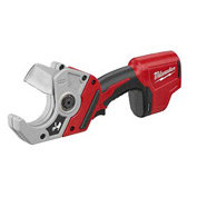 Milwaukee® 2470-20 M12™ Cordless PVC Shear - Bare (Bare Tool Only)