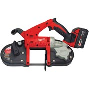 Milwaukee® 2629-22 M18™ Cordless Band Saw Kit