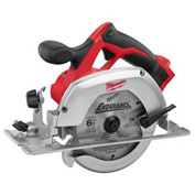 "Milwaukee® 2630-20 M18™ Cordless 6-1/2"" Circular Saw (Bare Tool Only)"