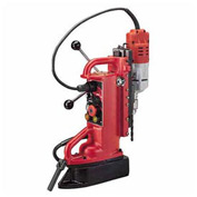 """Milwaukee 4204-1 Adjustable Position Electromagnetic Drill Press W/ 1/2"""" Motor"""