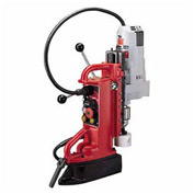 "Milwaukee 4206-1 Adjustable Position Electromagnetic Drill Press W/ 3/4"" Motor"